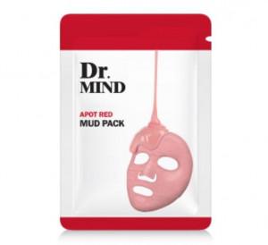 [R] Dr.Mild Apot Red  Mud Pack 10pcs