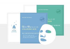 NATURE REPUBLIC Real Comforting Mask Sheet 24g*2ea