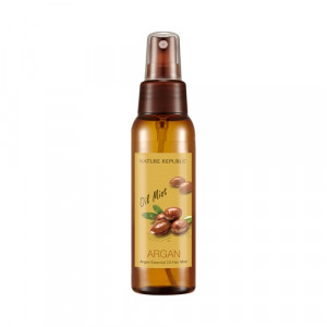 [W] NATURE REPUBLIC Argan Essential Oil Hair Mist 105ml