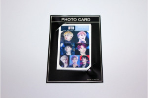 [S] Bangtan Boys - Sign Photo Card 10ea