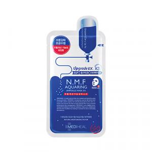 [SALE] MEDIHEAL N.M.F Aquaring Ampoule Mask EX 25ml (10pcs/box)