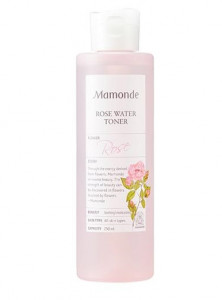 [W] OLIVEYOUNG Mamond Rose Water Toner 250ml 1+1