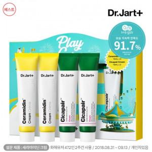 [R] DRJART Cera & Cica Cream Set 15ml*4ea