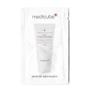 [S] MEDICUBE Red Foam Cleanser 3ml*10ea