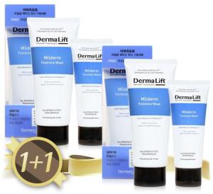 [W] DERMALIFT Milderm Feminine Wash 1+1