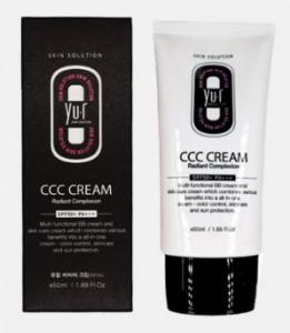 [W] YU.R SKIN SOLUTION CCC Cream