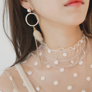 [W] KONG STYLE All Times Earring