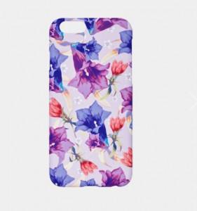 [W] MARYMOND Hard Case Violet #iPhone 8+