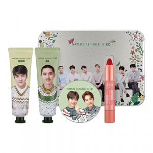 NATURE REPUBLIC Moisturizing Special Collection (EXO Edition)