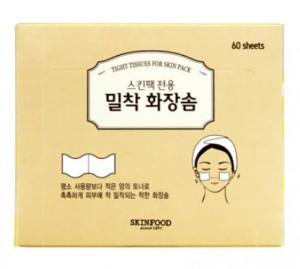 SKINFOOD Tight Tissues For Skin Pack
