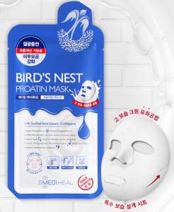 MEDIHEAL Bird's Nest Proatin Mask