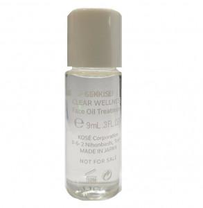 [S] KOSE Sekkisei Clear wellness Face Oil Treatment 9ml