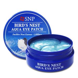 [SALE] SNP Bird\'s Nest Aqua Eye Patch 1.4g*60ea