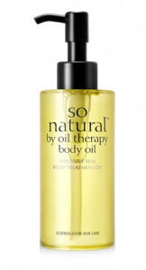 [W] SONATURAL Intensive Real Body Treatment Oil 140ml