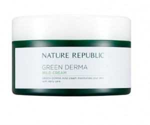 NATURE REPUBLIC Green Derma Mild Cream 190ml