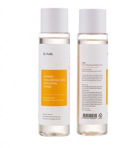 [W] IUNIK Vitamin Hyaluronic Acid Vitalizing Toner 200ml