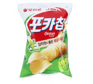 [F] ORION Potato Chips Onion 66g