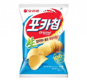 [F] ORION Potato Chips Original 66g
