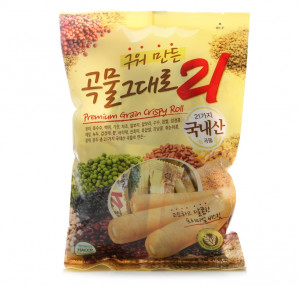 [F] Baked Grains Crispy Roll 21 180g