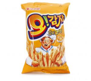 [F] ORION O!Karto Potato Chips - Gratin Flavor 115g