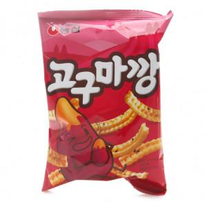 [F] NONGSHIM Sweet Potato Snacks 83g