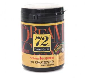 [F] Lotte Dream Cacao 72% Chocolate  174g