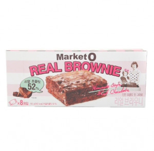 [F] Market O Real Brownie 192g
