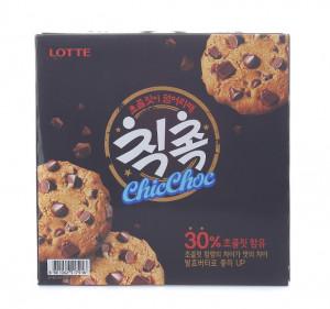 [F] LOTTE Chic Choc 180g