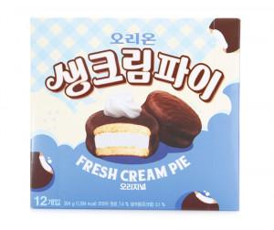 [F] ORION Fresh Cream Pie 264g