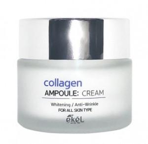 [SALE] EKEL Collagen Ampoule Cream 50ml