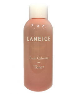 [S] LANEIGE Fresh Calming Toner 50ml