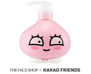 THE FACE SHOP Sweet Apeach Cherry Blossom Body Wash 400ml