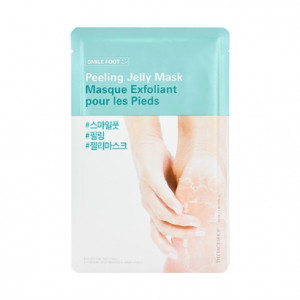 THE FACE SHOP Smile Foot Peeling Jelly Mask 40ml