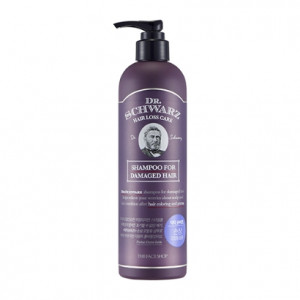 THE FACE SHOP Dr. Schwarz Shampoo For Damaged Hair 380ml
