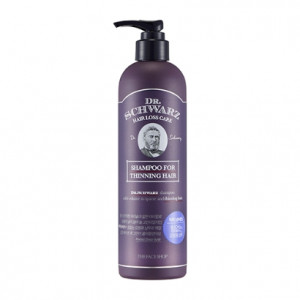 THE FACE SHOP Dr. Schwarz Shampoo For Thinning Hair 380ml