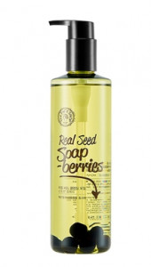 THE FACE SHOP Real Seed Cleansing Oil Soap Berries 300ml