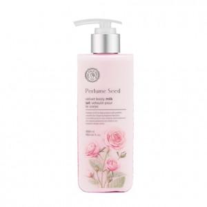 THE FACE SHOP Perfume Seed Velvet Body Milk 300ml