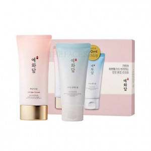 THE FACE SHOP Yehwadam Tone Up Suncream Gift Set 50ml + 50ml