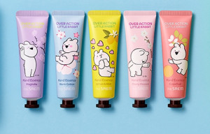 THE SAEM (Over Action Little Rabbit Edition)Perfumed Hand Essence 30ml