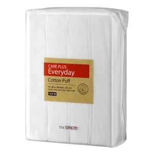 THE SAEM Care Plus Every Cotton Puff 1200ea