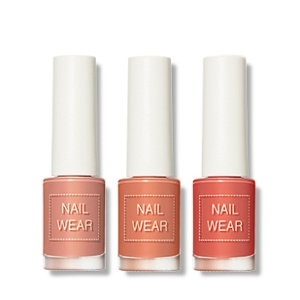 THE SAEM Living Coral Collection Nailware 7ml