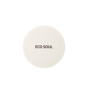 THE SAEM Eco Soul Real Fit Powder - Natural Beige 15g