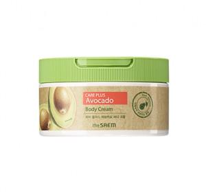THE SAEM Care Plus Avocado Body Cream 300ml