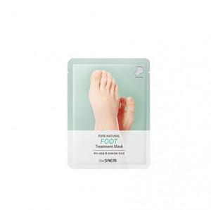 [THE SAEM] Pure Natural Foot Treatment Mask 16g
