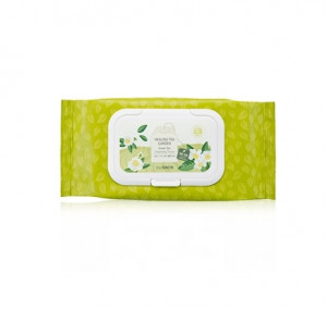 THE SAEM Healing Tea Garden Green Tea Cleansing Tissue 60sheets