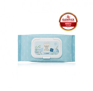 THE SAEM Healing Tea Garden Tea tree Cleansing Tissue 60sheets