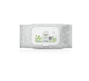 THE SAEM Healing Tea Garden white tea Cleansing Tissue 60sheets