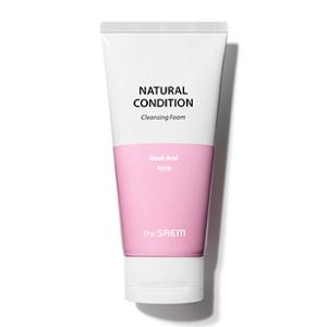 THE SAEM Naural Condition Cleansing Foam [Weak Acid] 150ml