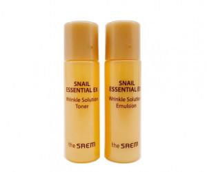 [S] The saem Snail essential EX 2items