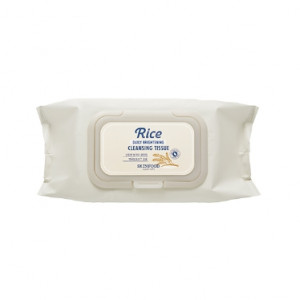 SKINFOOD Rice Daily Brightening Cleansing Tissue 380ml (80ea)
